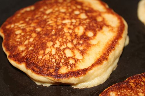 Cornmeal Pancakes p2