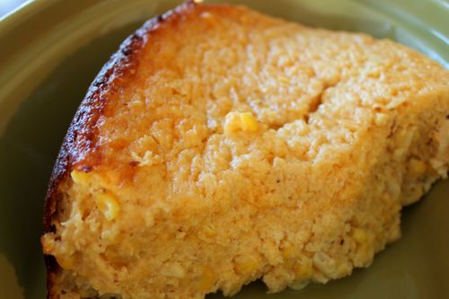 Corn Cheese Spoon Bread