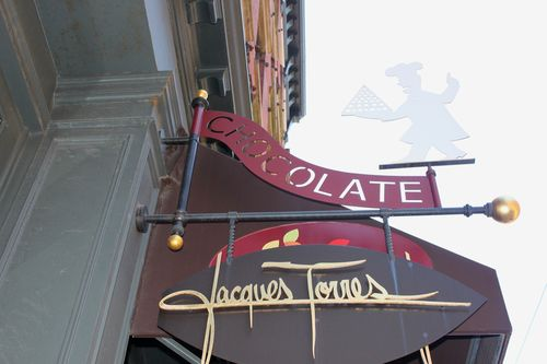 Jacques Torres Chocolate Brooklyn