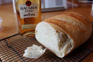 Bread Honey Wheat w Rum