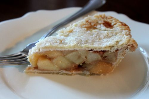 Blue Ribbon Apple Pie Slice