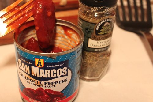 Chilpotle Peppers in Adobo Sauce
