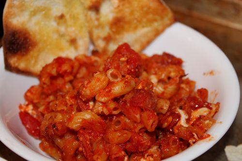 Low Calorie Pasta Sausage Bake