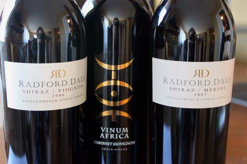 Radford Dale Vinum Africa Barclay