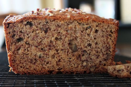 Perfect Banana Nut Bread