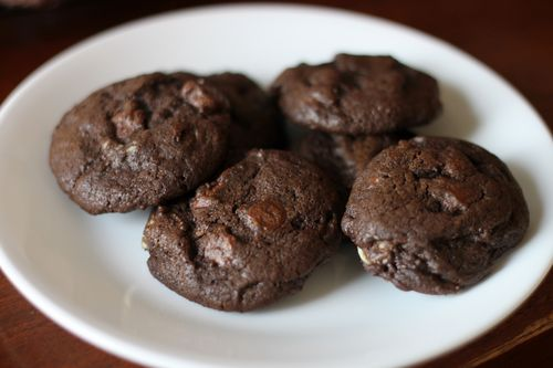 Mint Chocolate Delights