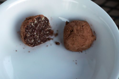 Mayan Chocolate Truffles