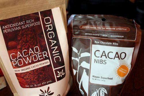 Cacao Powder Cacao Nibs
