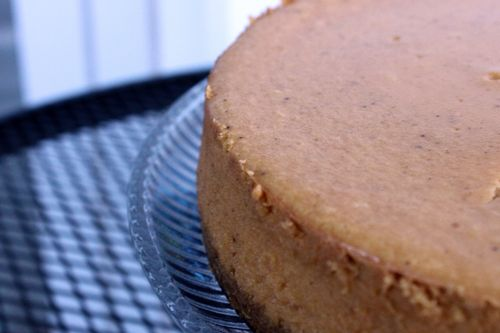 Pumpkin Cheesecake1