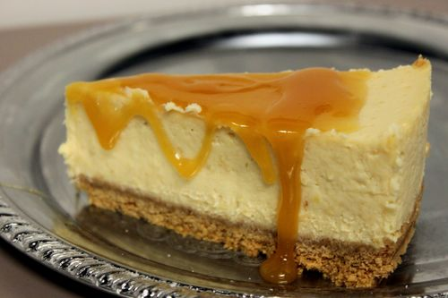 Slice Banoffee Cheesecake