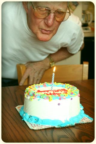 Dad's 81st Birthday